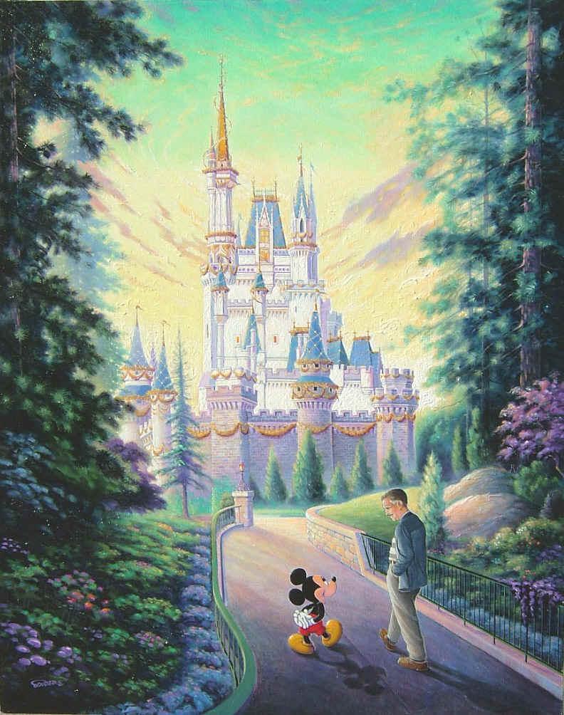Disney By Randy Souders